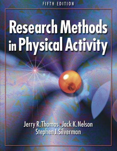 Research Methods in Physical Activity  5th 2005 (Revised) edition cover
