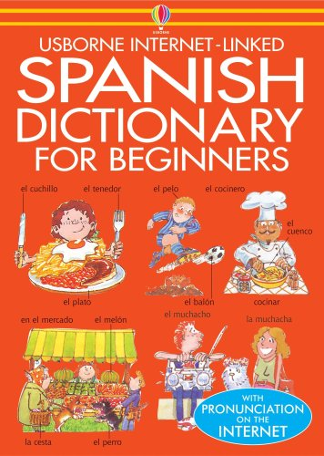 Beginner's Spanish Dictionary   2002 9780746000205 Front Cover