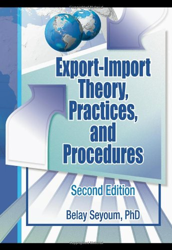 Export-Import Theory, Practices, and Procedures  2nd 2009 (Revised) edition cover