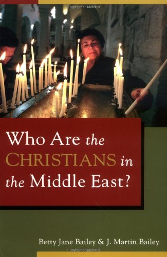 Who Are the Christians in the Middle East?  2003 edition cover