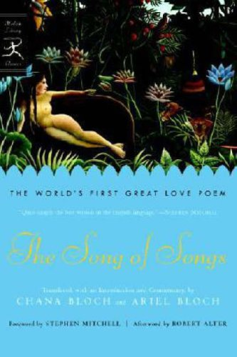 Song of Songs The World's First Great Love Poem  2006 edition cover