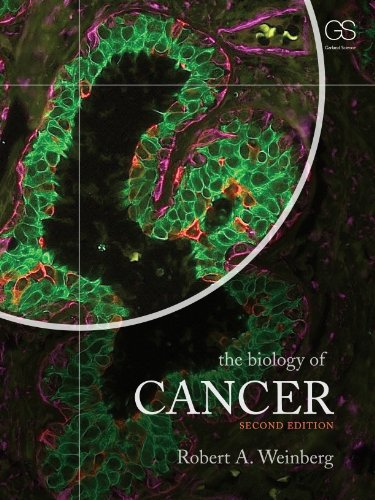 Biology of Cancer  2nd 2013 (Revised) 9780815342205 Front Cover