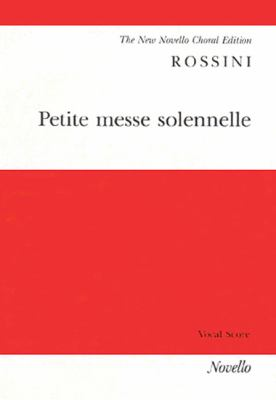Petite Messe Solennelle  N/A edition cover