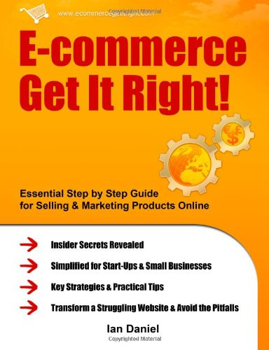 E-commerce Get It Right!   2011 edition cover