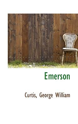 Emerson N/A 9781113539205 Front Cover