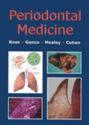 Periodontal Medicine   1999 9781550091205 Front Cover