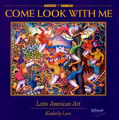 Latin American Art   2007 9781890674205 Front Cover
