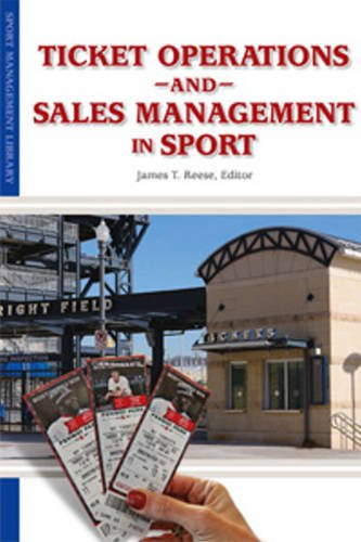 Ticket Operations and Sales Management:  2011 edition cover