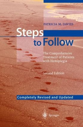 Steps to Follow The Comprehensive Treatment of Patients with Hemiplegia 2nd 2000 (Revised) edition cover