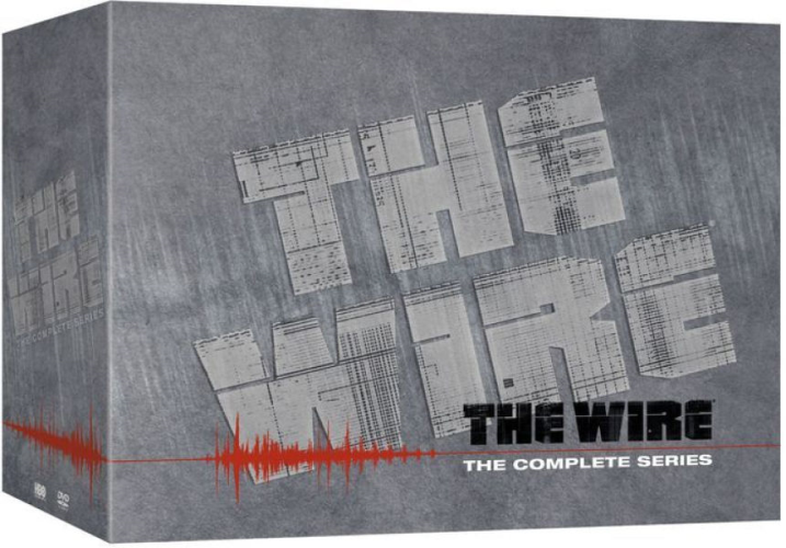 The Wire: The Complete Series System.Collections.Generic.List`1[System.String] artwork