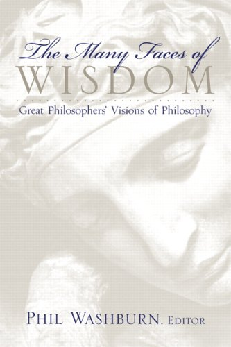 Many Faces of Wisdom Great Philosophers' Visions of Philosophy  2003 edition cover