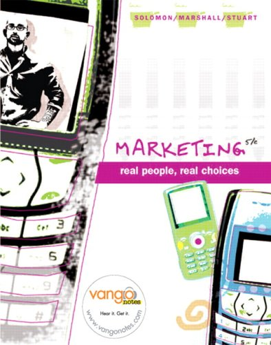 Marketing Real People, Real Choices 5th 2007 edition cover