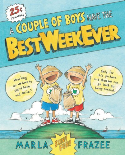 Couple of Boys Have the Best Week Ever   2008 edition cover
