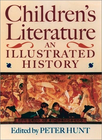 Children's Literature An Illustrated History  1995 edition cover