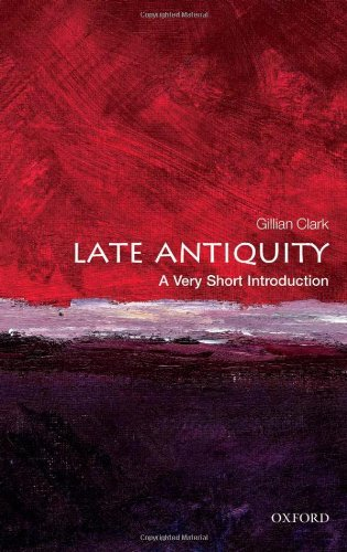 Late Antiquity   2011 edition cover