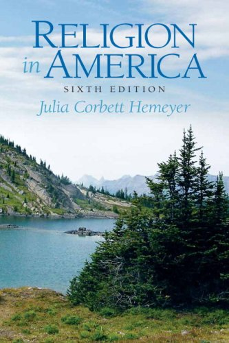 Religion in America  6th 2009 (Revised) edition cover