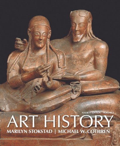 Art History, Volume 1  4th 2011 edition cover