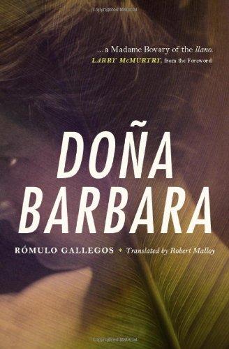 Do�a B�rbara   2012 edition cover