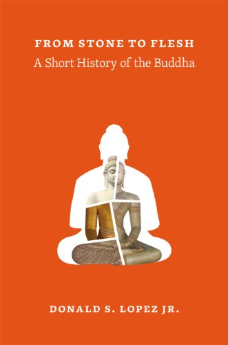 From Stone to Flesh A Short History of the Buddha  2013 edition cover