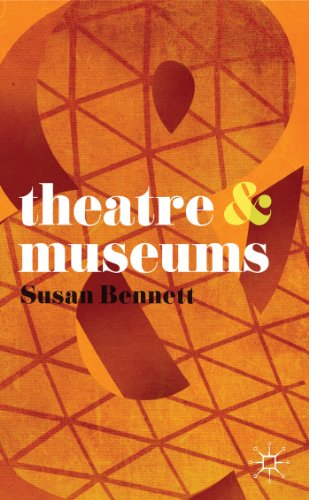 Theatre and Museums   2013 edition cover