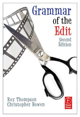 Grammar of the Edit  2nd 2009 (Revised) edition cover