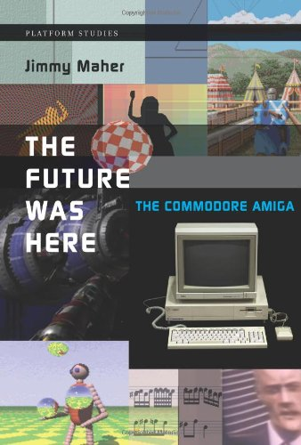 Future Was Here The Commodore Amiga  2012 edition cover