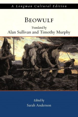 Beowulf   2004 edition cover