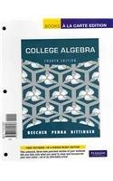 College Algebra  4th 2012 edition cover