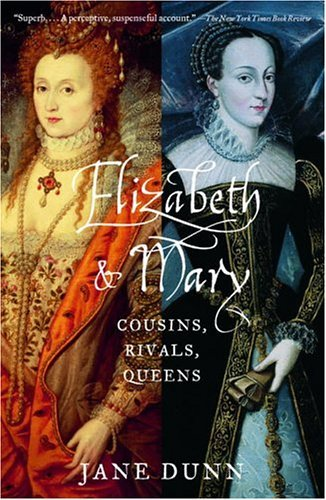 Elizabeth and Mary Cousins, Rivals, Queens N/A edition cover
