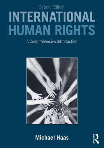 International Human Rights A Comprehensive Introduction 2nd 2013 (Revised) edition cover
