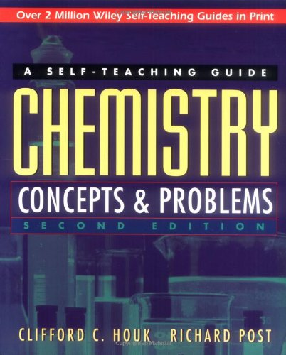 Chemistry Concepts and Problems 2nd 1996 edition cover