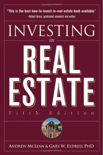 Investing in Real Estate  5th 2006 (Revised) edition cover