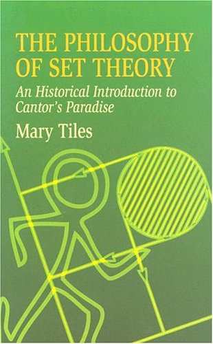 Philosophy of Set Theory An Historical Introduction to Cantor's Paradise  2004 edition cover