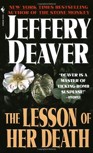 Lesson of Her Death   1994 9780553560206 Front Cover