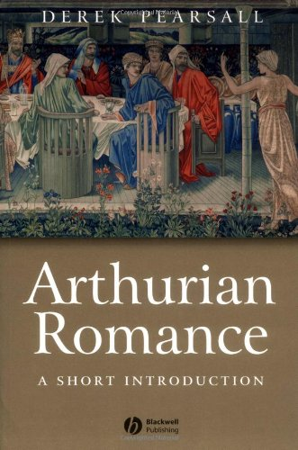 Arthurian Romance A Short Introduction  2003 edition cover