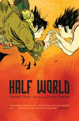 Half World  N/A edition cover