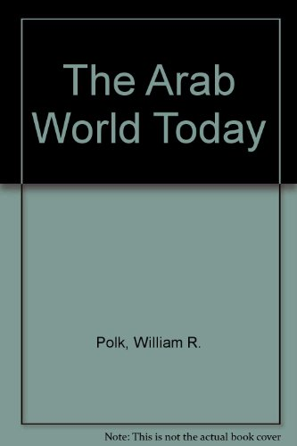 Arab World Today  5th 1991 9780674043206 Front Cover