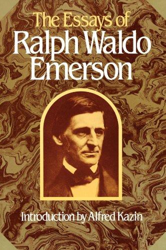 Essays of Ralph Waldo Emerson   1987 edition cover