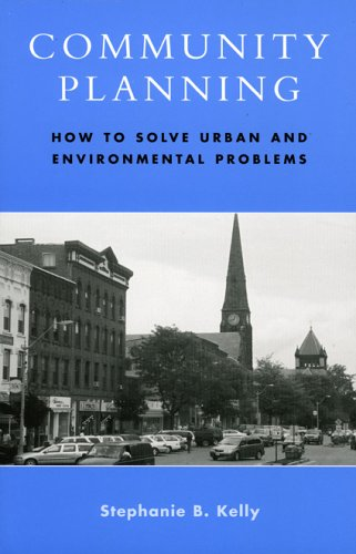 Community Planning How to Solve Urban and Environmental Problems  2004 edition cover