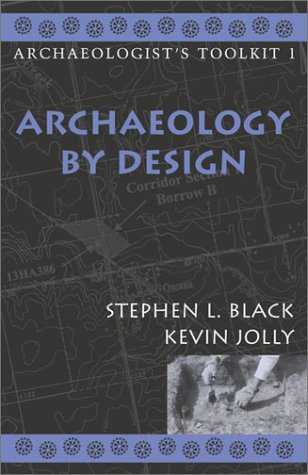 Archaeology by Design   2002 edition cover