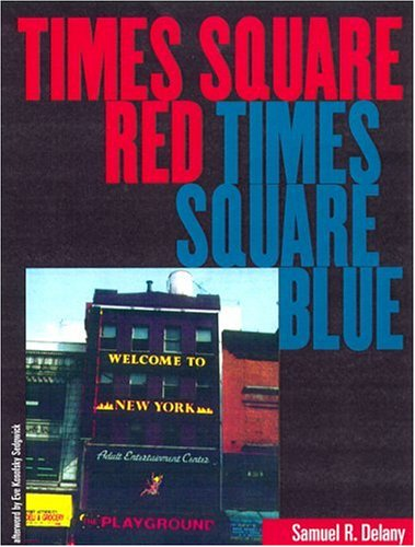 Times Square Red, Times Square Blue   2001 (Reprint) edition cover