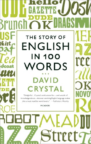 Story of English in 100 Words   2012 edition cover