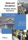 Simio and Simulation: Modeling, Analysis, Applications Economy N/A 9781493616206 Front Cover