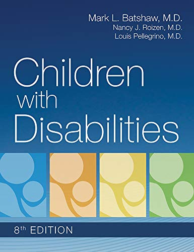 Children With Disabilities:   2019 9781681253206 Front Cover