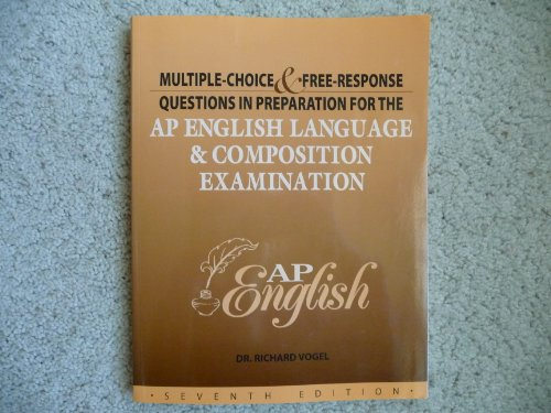 MULTIPLE CHOICE+...F/AP ENGLIS N/A edition cover