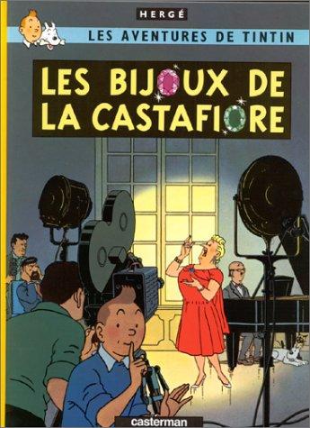 Bijoux de la Castafiore 1st 9782203001206 Front Cover