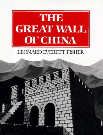 Great Wall of China  N/A 9780027352207 Front Cover