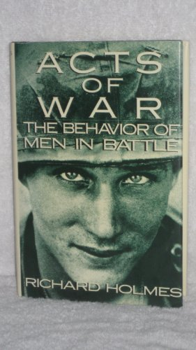 Acts of War A Novel of Police Terror N/A 9780029150207 Front Cover