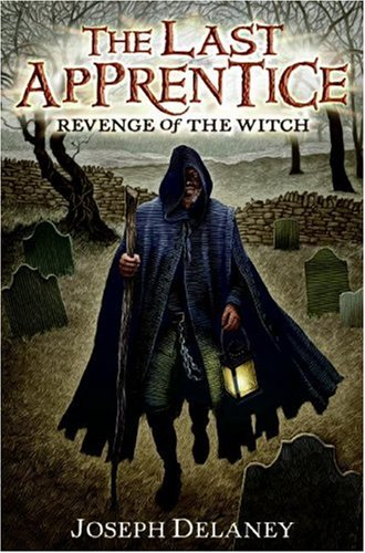 Last Apprentice - Revenge of the Witch  Reprint edition cover