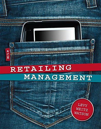 RETAILING MANAGEMENT >CANADIAN<         N/A edition cover